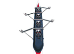 wintech racing 4x barche da regata